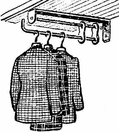 porte-habits