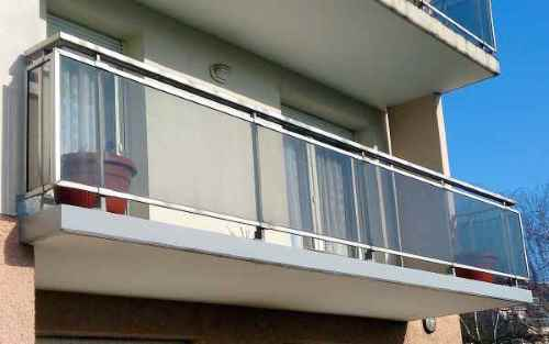 Goutti res protect balcons invention europe - Gouttiere pour balcon ...