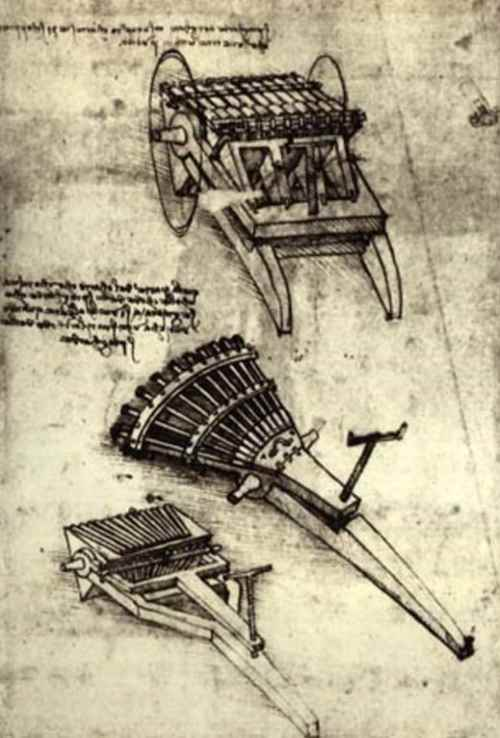 da-vinci-multi-barrel-gun
