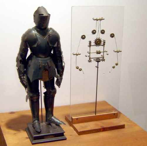 Model-of-a-robot-da-vinci-1