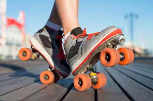 Patin_a_roulettes_Invention