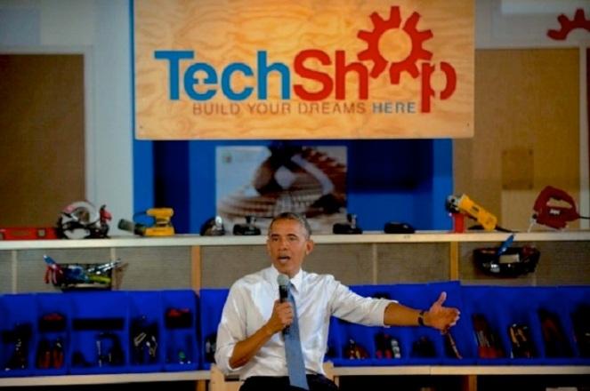 obama techshop