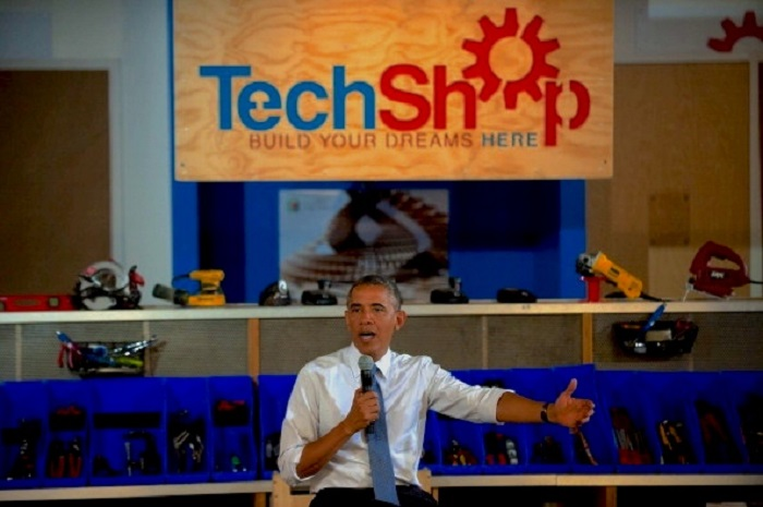 obama techshop
